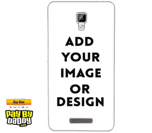 Customized Gionee P7 Max Mobile Phone Covers & Back Covers with your Text & Photo