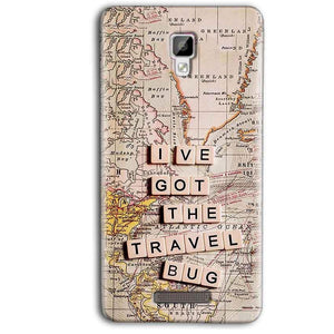 Gionee P7 Max Mobile Covers Cases Live Travel Bug - Lowest Price - Paybydaddy.com