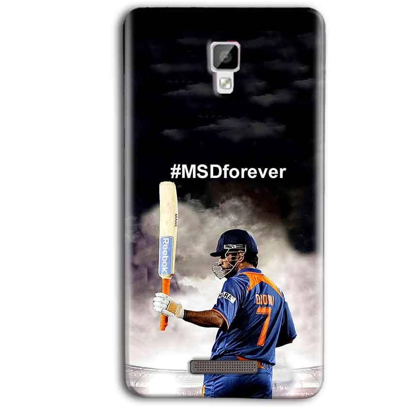Gionee P7 Max Mobile Covers Cases MS dhoni Forever - Lowest Price - Paybydaddy.com