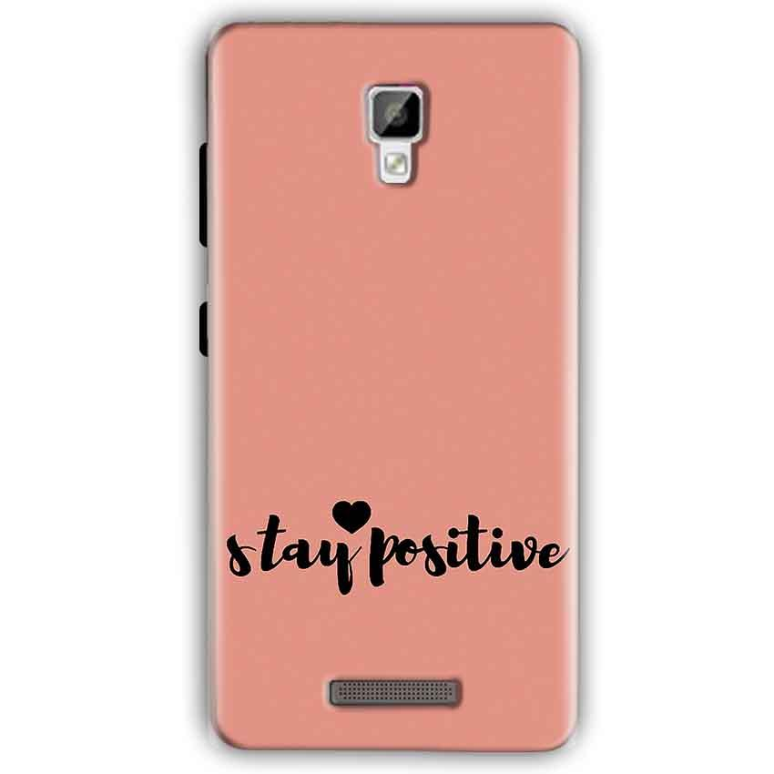 Gionee P7 Mobile Covers Cases Stay Positive - Lowest Price - Paybydaddy.com