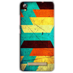 Gionee Pioneer P5L Mobile Covers Cases Colorful Patterns - Lowest Price - Paybydaddy.com