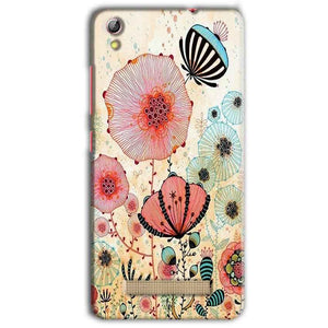 Gionee Pioneer P5L Mobile Covers Cases Deep Water Jelly fish- Lowest Price - Paybydaddy.com