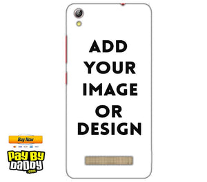 Customized Gionee Pioneer P5L Mobile Phone Covers & Back Covers with your Text & Photo