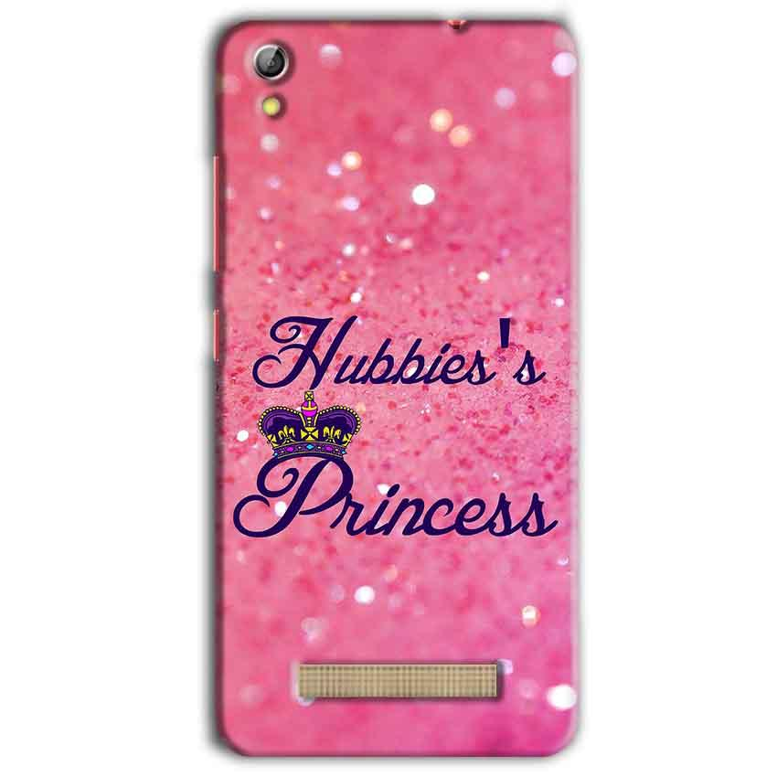 Gionee Pioneer P5L Mobile Covers Cases Hubbies Princess - Lowest Price - Paybydaddy.com
