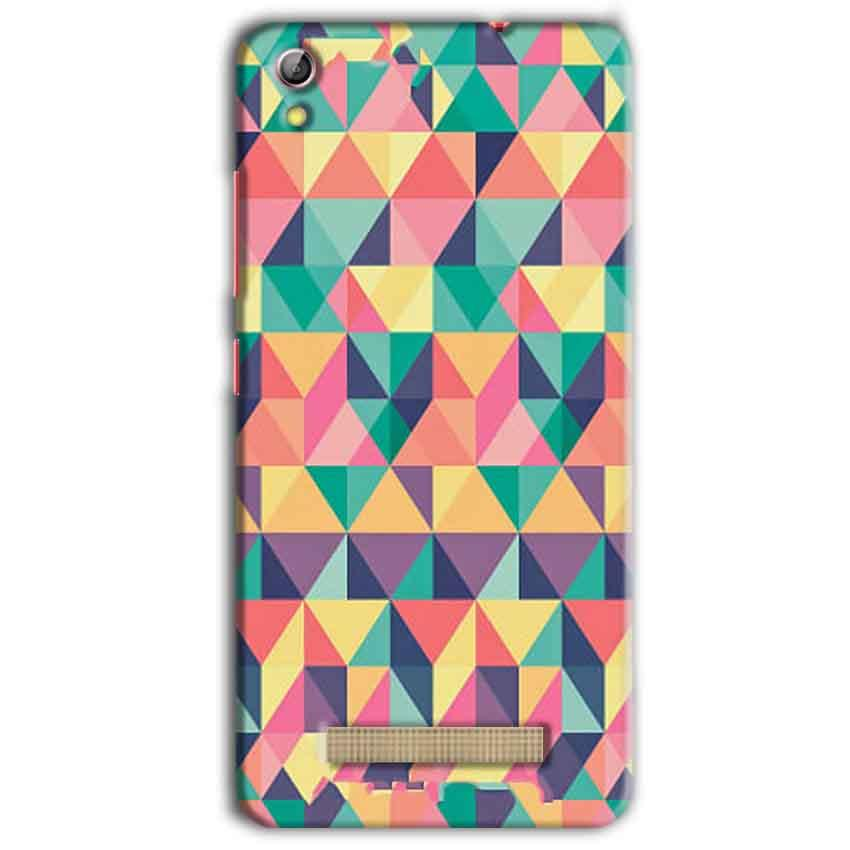 Gionee Pioneer P5L Mobile Covers Cases Prisma coloured design - Lowest Price - Paybydaddy.com