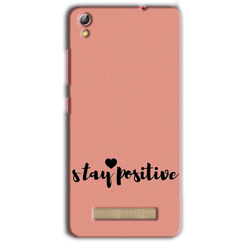 Gionee Pioneer P5L Mobile Covers Cases Stay Positive - Lowest Price - Paybydaddy.com