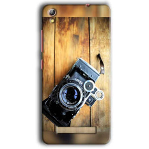 Gionee Pioneer P5W Mobile Covers Cases Camera With Wood - Lowest Price - Paybydaddy.com