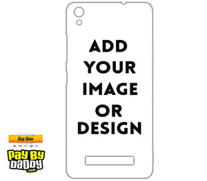 Customized Gionee Pioneer P5W Mobile Phone Covers & Back Covers with your Text & Photo