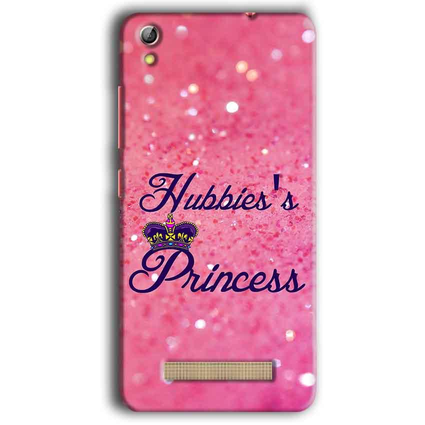 Gionee Pioneer P5W Mobile Covers Cases Hubbies Princess - Lowest Price - Paybydaddy.com