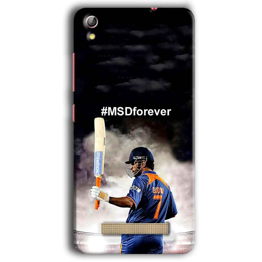 Gionee Pioneer P5W Mobile Covers Cases MS dhoni Forever - Lowest Price - Paybydaddy.com