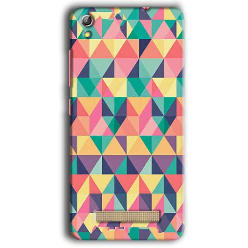 Gionee Pioneer P5W Mobile Covers Cases Prisma coloured design - Lowest Price - Paybydaddy.com