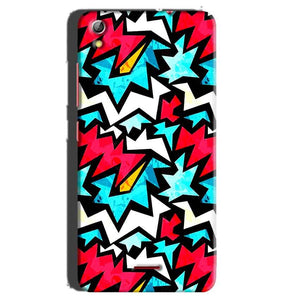 Gionee Pioneer P5 mini Mobile Covers Cases Colored Design Pattern - Lowest Price - Paybydaddy.com
