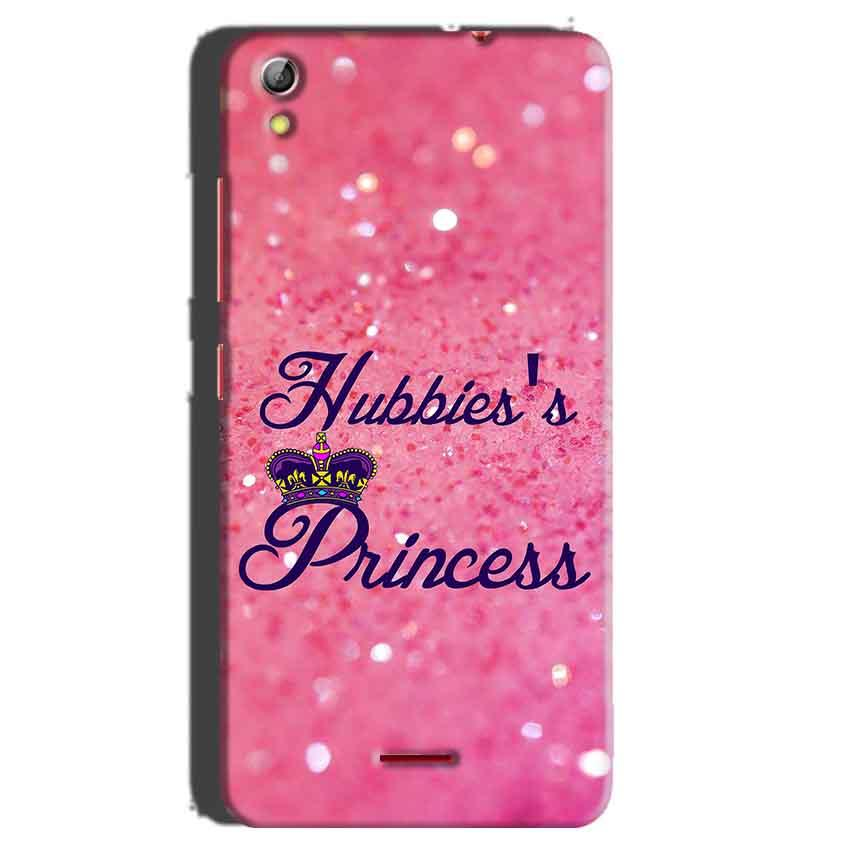 Gionee Pioneer P5 mini Mobile Covers Cases Hubbies Princess - Lowest Price - Paybydaddy.com