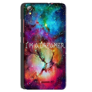 Gionee Pioneer P5 mini Mobile Covers Cases I am Dreamer - Lowest Price - Paybydaddy.com
