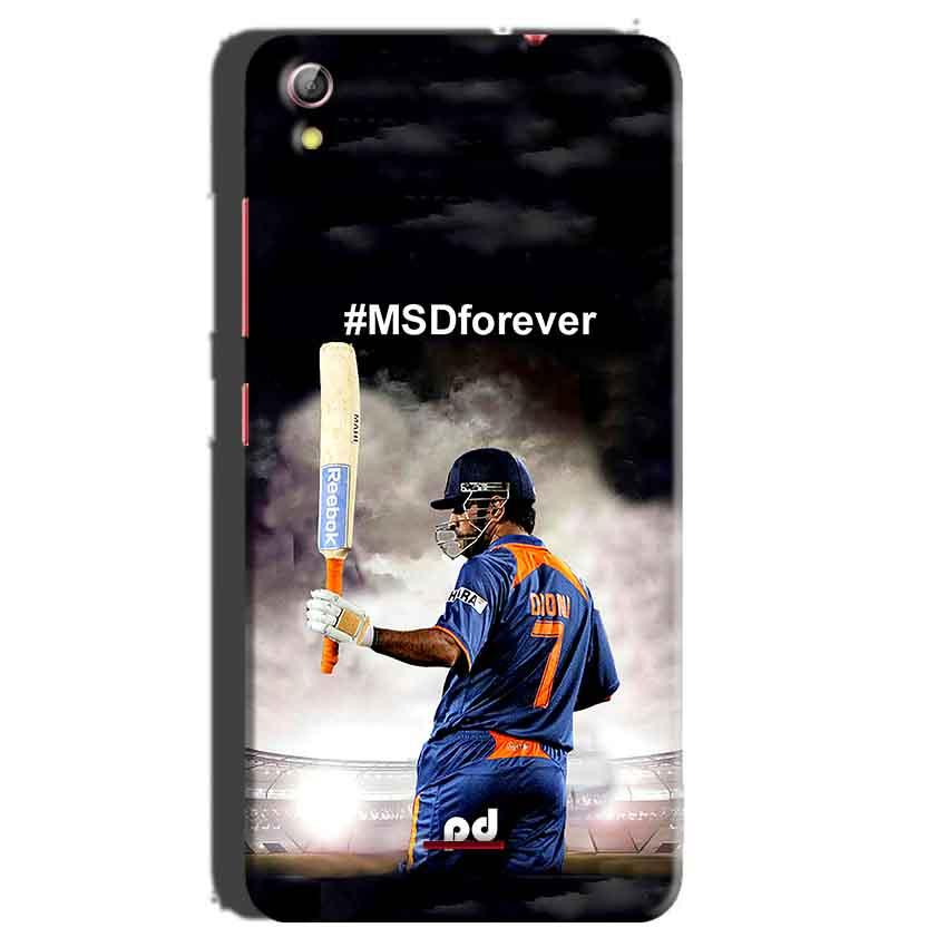 Gionee Pioneer P5 mini Mobile Covers Cases MS dhoni Forever - Lowest Price - Paybydaddy.com