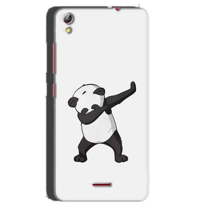 Gionee Pioneer P5 mini Mobile Covers Cases Panda Dab - Lowest Price - Paybydaddy.com