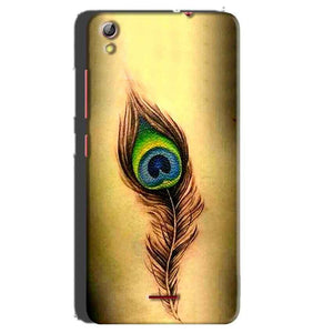 Gionee Pioneer P5 mini Mobile Covers Cases Peacock coloured art - Lowest Price - Paybydaddy.com