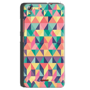 Gionee Pioneer P5 mini Mobile Covers Cases Prisma coloured design - Lowest Price - Paybydaddy.com