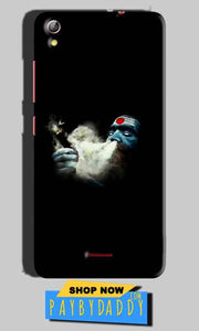 Gionee Pioneer P5 mini Mobile Covers Cases Shiva Aghori Smoking - Lowest Price - Paybydaddy.com
