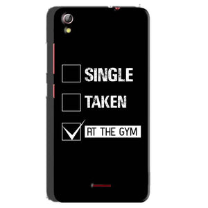Gionee Pioneer P5 mini Mobile Covers Cases Single Taken At The Gym - Lowest Price - Paybydaddy.com