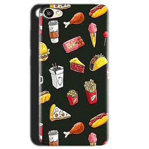 Gionee S6 Mobile Covers Cases Foodie Design - Lowest Price - Paybydaddy.com