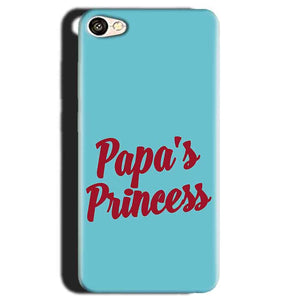 Gionee S6 Mobile Covers Cases Papas Princess - Lowest Price - Paybydaddy.com