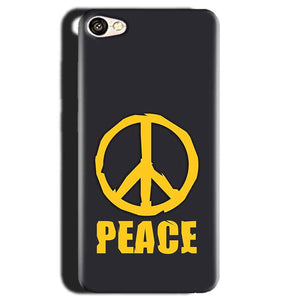 Gionee S6 Mobile Covers Cases Peace Blue Yellow - Lowest Price - Paybydaddy.com