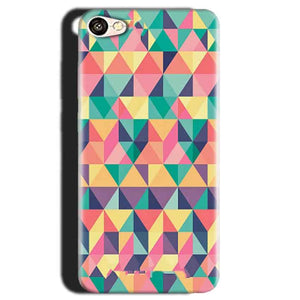 Gionee S6 Mobile Covers Cases Prisma coloured design - Lowest Price - Paybydaddy.com