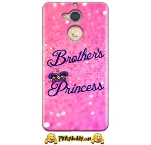 Gionee S6 Pro Mobile Covers Cases Brothers princess - Lowest Price - Paybydaddy.com