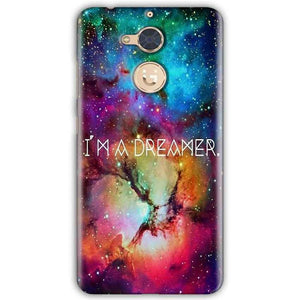 Gionee S6 Pro Mobile Covers Cases I am Dreamer - Lowest Price - Paybydaddy.com