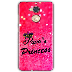 Gionee S6 Pro Mobile Covers Cases PAPA PRINCESS - Lowest Price - Paybydaddy.com