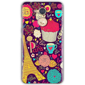 Gionee S6 Pro Mobile Covers Cases Paris Sweet love - Lowest Price - Paybydaddy.com