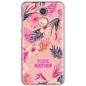 Gionee S6 Pro Mobile Covers Cases Pink nation - Lowest Price - Paybydaddy.com