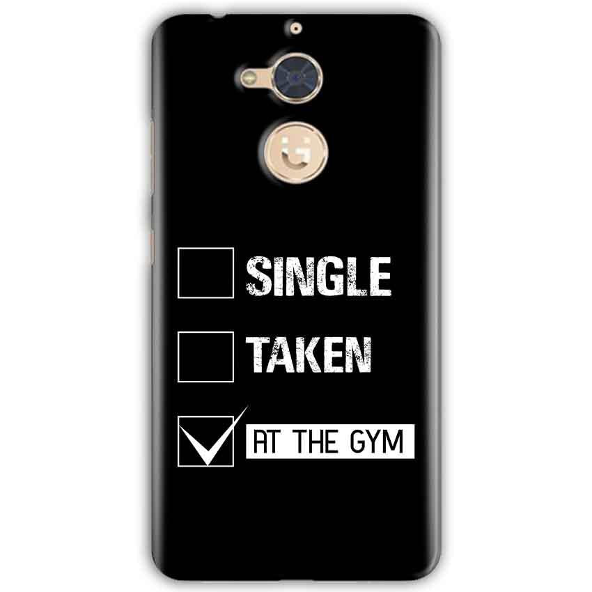 Gionee S6 Pro Mobile Covers Cases Single Taken At The Gym - Lowest Price - Paybydaddy.com
