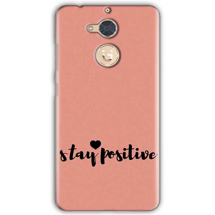 Gionee S6 Pro Mobile Covers Cases Stay Positive - Lowest Price - Paybydaddy.com