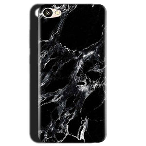 Gionee S6 Mobile Covers Cases Pure Black Marble Texture - Lowest Price - Paybydaddy.com