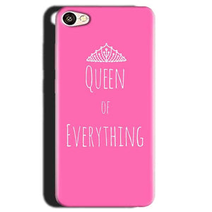 Gionee S6 Mobile Covers Cases Queen Of Everything Pink White - Lowest Price - Paybydaddy.com