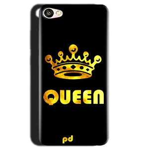 Gionee S6 Mobile Covers Cases Queen With Crown in gold - Lowest Price - Paybydaddy.com