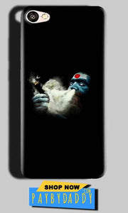 Gionee S6 Mobile Covers Cases Shiva Aghori Smoking - Lowest Price - Paybydaddy.com