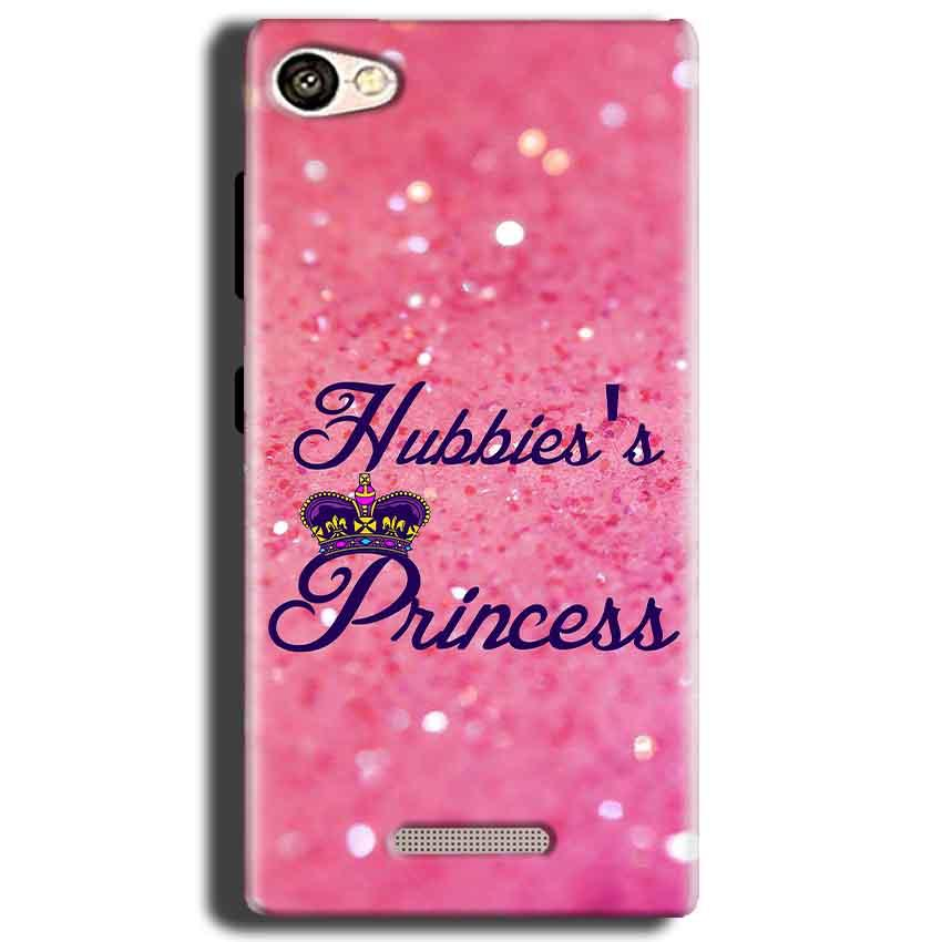 Gionee S Plus Mobile Covers Cases Hubbies Princess - Lowest Price - Paybydaddy.com