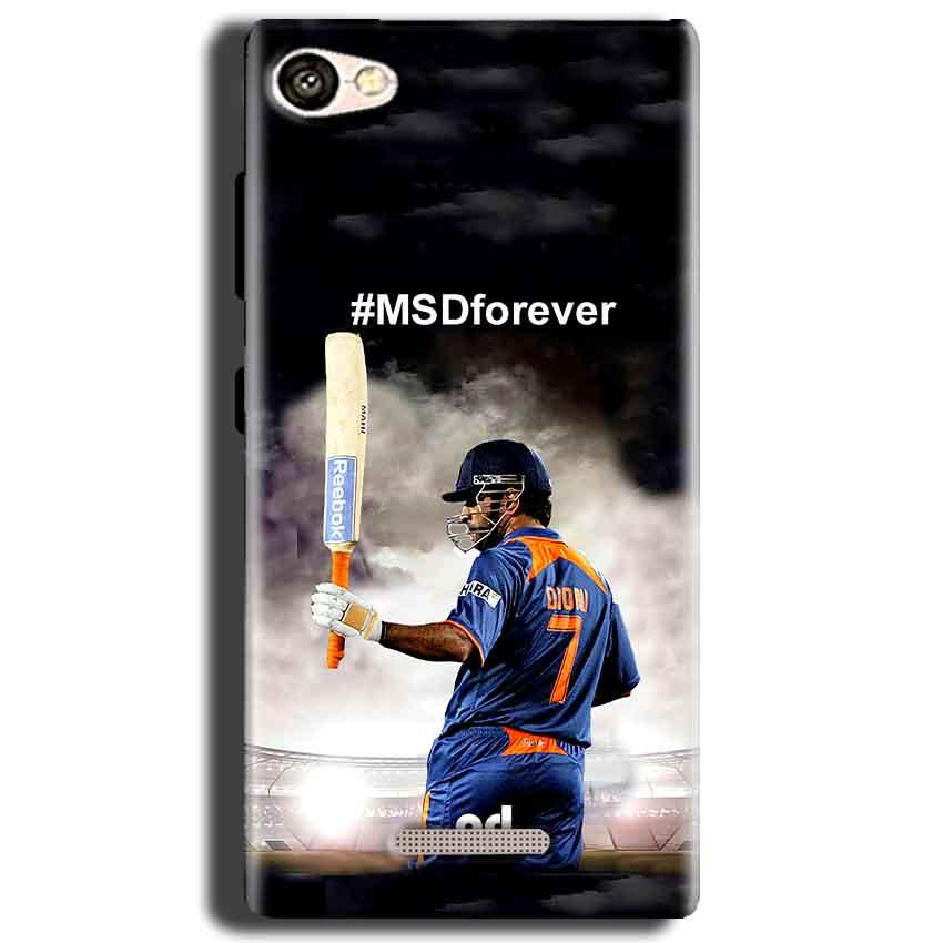 Gionee S Plus Mobile Covers Cases MS dhoni Forever - Lowest Price - Paybydaddy.com