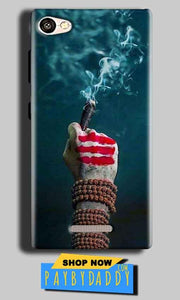 Gionee S Plus Mobile Covers Cases Shiva Hand With Clilam - Lowest Price - Paybydaddy.com