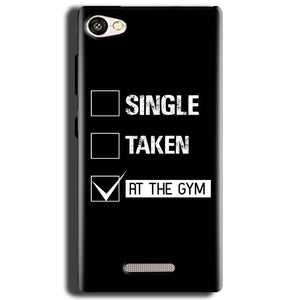Gionee S Plus Mobile Covers Cases Single Taken At The Gym - Lowest Price - Paybydaddy.com