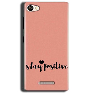 Gionee S Plus Mobile Covers Cases Stay Positive - Lowest Price - Paybydaddy.com