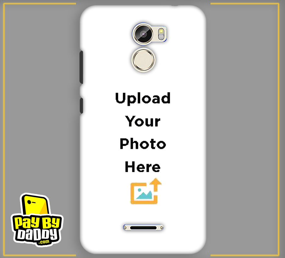 Customized  Gionee X1 Mobile Phone Covers & Back Covers with your Text & Photo
