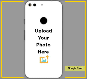Customized Google Pixel Mobile Phone Covers & Back Covers with your Text & Photo