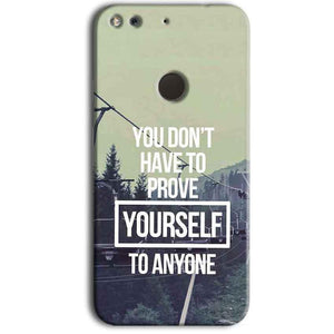 Google Pixel Mobile Covers Cases Donot Prove yourself - Lowest Price - Paybydaddy.com
