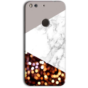 Google Pixel Mobile Covers Cases MARBEL GLITTER - Lowest Price - Paybydaddy.com