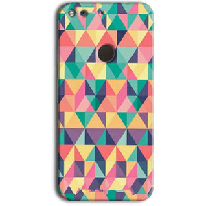 Google Pixel Mobile Covers Cases Prisma coloured design - Lowest Price - Paybydaddy.com