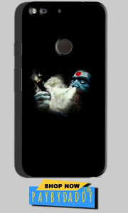 Google Pixel Mobile Covers Cases Shiva Aghori Smoking - Lowest Price - Paybydaddy.com